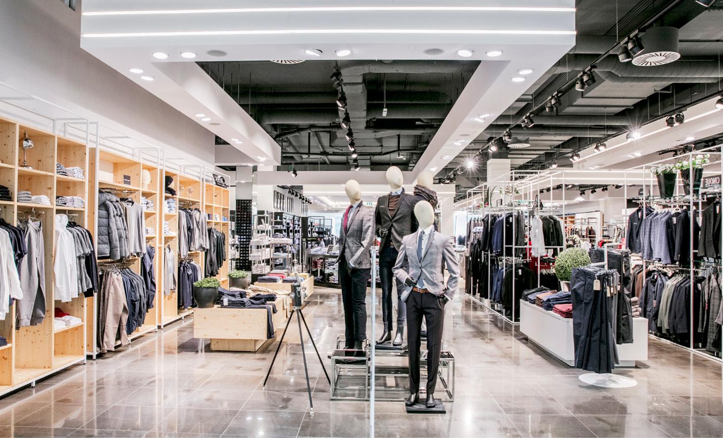 Kleider Bauer - Die Shopping Arena