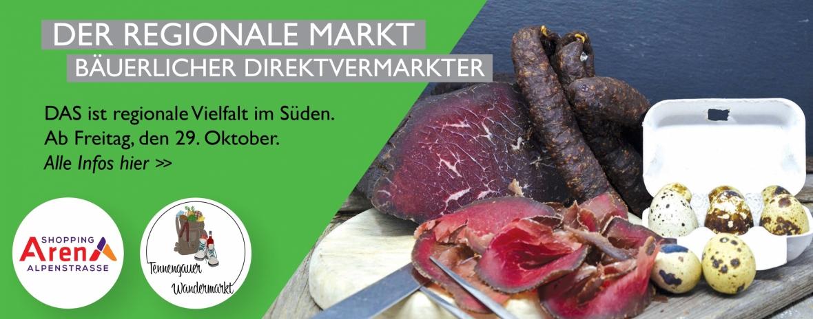 Tennengauer Wandermarkt_Website Header